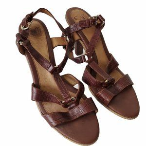 Sofft Women's Strappy Heeled Sandals Size 10
